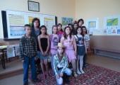 """Да запазим децата на пътя - ОУ """"Христо Ботев"""" с.Градина"""