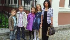Награждаване в Пловдив - 2-ра награда в конкурс Черноризец Храбър 2014