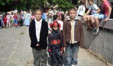 Парад на костюмирания герой