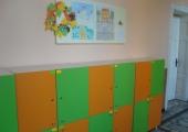 """Национална програма """"Осигуряване на съвременна образователна среда"""" – модул """"Осигуряване на ученически шкафчета"""" - ОУ """"Христо Ботев"""" с.Градина"""