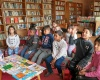 """По традиция през април учениците от нашето училище участват в маратон на четенето, организиран със съдействието на читалище """"Селска пробуда"""""""