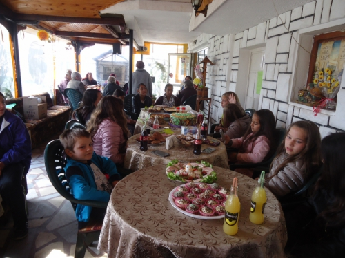 """""""Бон Апети"""" с ръководител Ж. Желева - любители на готвенето"""