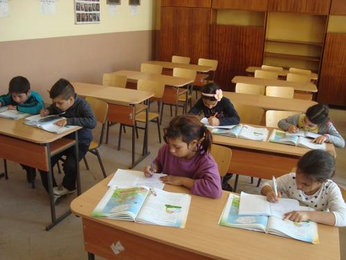 """""""Да чета и пиша е лесно"""" – ръководител Димитрина Александрова"""